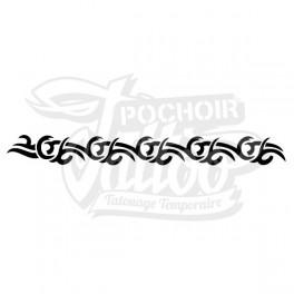 Pochoir Bracelet Maori