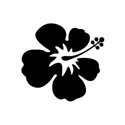 Pochoirs fleurs